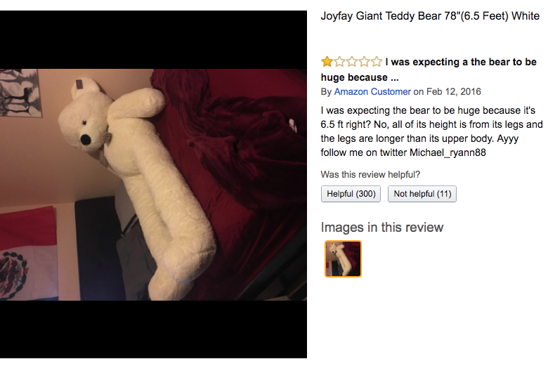 Giant Teddy 2