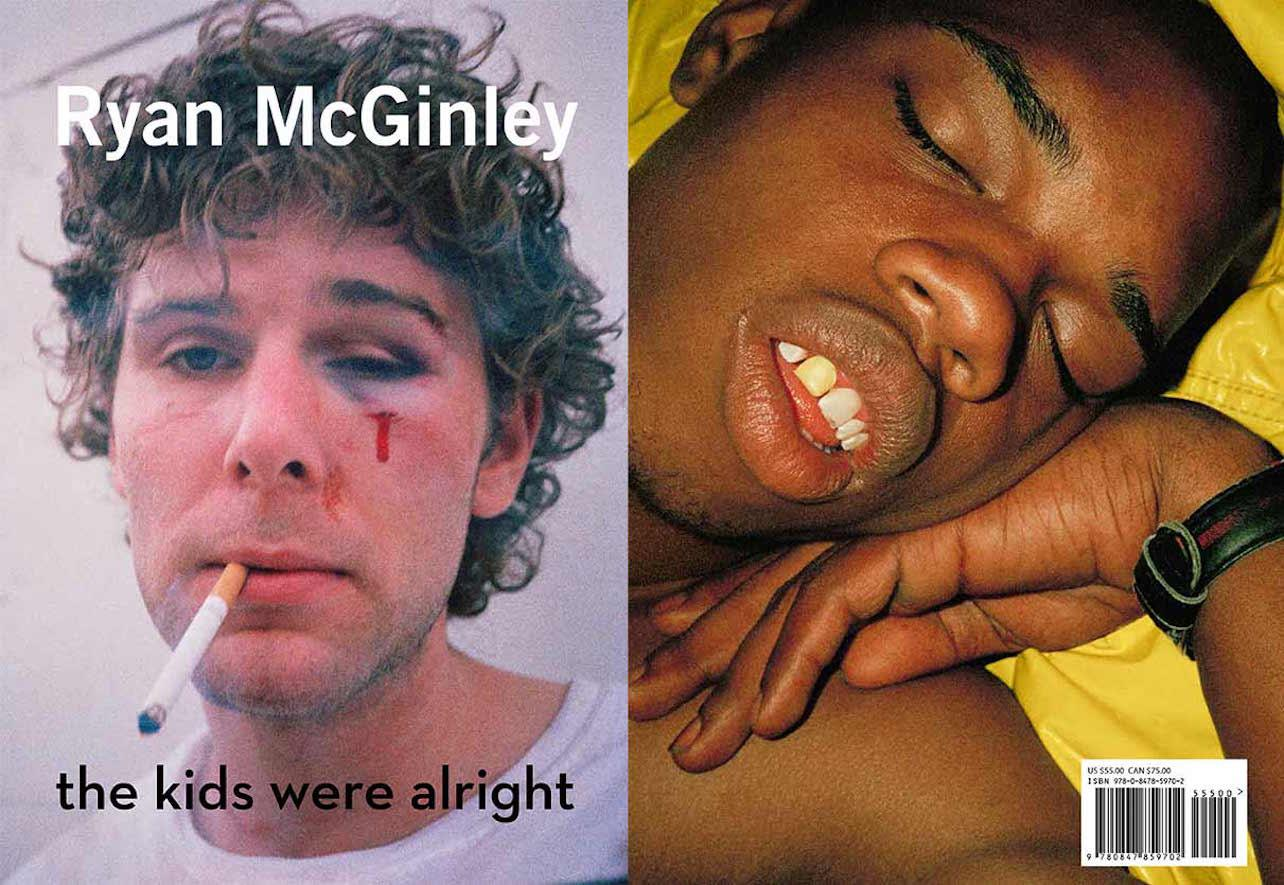 Ryan McGinley The Kids Were Alright Book