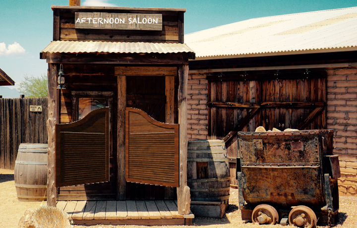Monthly Members Only: Afternoon Saloon