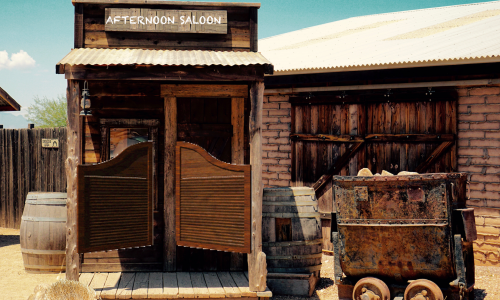Members-Only Afternoon Saloon